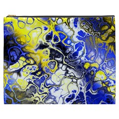 Awesome Fractal 35a Cosmetic Bag (xxxl)
