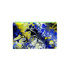 Awesome Fractal 35a Cosmetic Bag (xs)