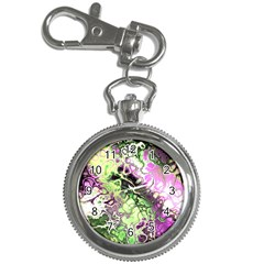 Awesome Fractal 35d Key Chain Watches