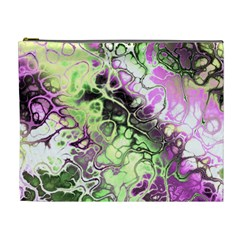 Awesome Fractal 35d Cosmetic Bag (xl)