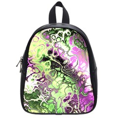 Awesome Fractal 35d School Bag (small)