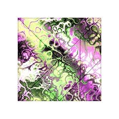 Awesome Fractal 35d Acrylic Tangram Puzzle (4  X 4 )