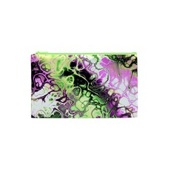Awesome Fractal 35d Cosmetic Bag (xs)