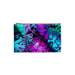 Awesome Fractal 35b Cosmetic Bag (small)