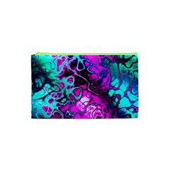Awesome Fractal 35b Cosmetic Bag (xs)