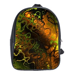 Awesome Fractal 35e School Bag (xl)