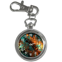 Awesome Fractal 35f Key Chain Watches