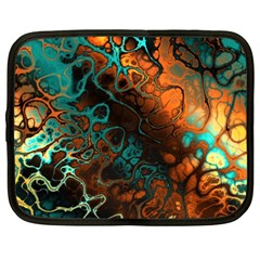 Awesome Fractal 35f Netbook Case (xxl)