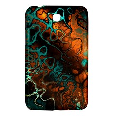 Awesome Fractal 35f Samsung Galaxy Tab 3 (7 ) P3200 Hardshell Case