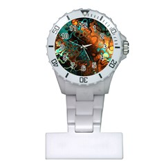 Awesome Fractal 35f Plastic Nurses Watch