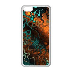 Awesome Fractal 35f Apple Iphone 5c Seamless Case (white)