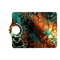 Awesome Fractal 35f Kindle Fire Hd (2013) Flip 360 Case