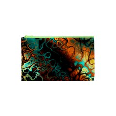 Awesome Fractal 35f Cosmetic Bag (xs)