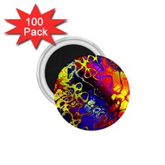 Awesome Fractal 35c 1 75  Magnets (100 Pack)