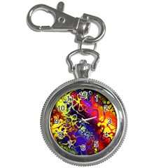 Awesome Fractal 35c Key Chain Watches