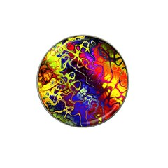 Awesome Fractal 35c Hat Clip Ball Marker (4 Pack)