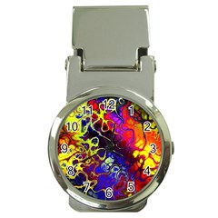 Awesome Fractal 35c Money Clip Watches