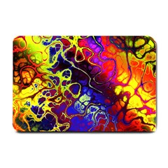Awesome Fractal 35c Small Doormat