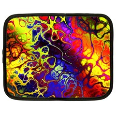 Awesome Fractal 35c Netbook Case (xxl)