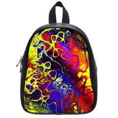 Awesome Fractal 35c School Bag (small)