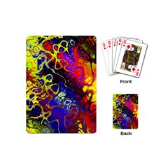 Awesome Fractal 35c Playing Cards (mini)