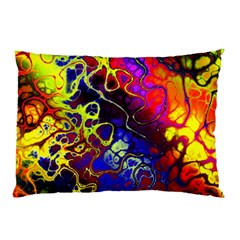 Awesome Fractal 35c Pillow Case (two Sides)