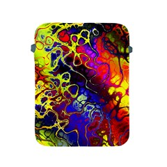 Awesome Fractal 35c Apple Ipad 2/3/4 Protective Soft Cases