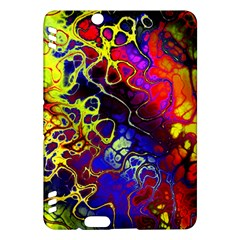 Awesome Fractal 35c Kindle Fire Hdx Hardshell Case
