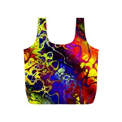 Awesome Fractal 35c Full Print Recycle Bags (s)