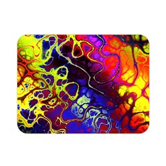 Awesome Fractal 35c Double Sided Flano Blanket (mini)