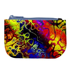 Awesome Fractal 35c Large Coin Purse