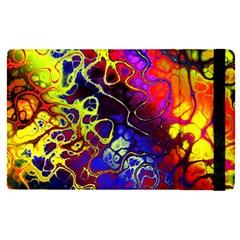 Awesome Fractal 35c Apple Ipad Pro 12 9   Flip Case