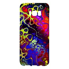 Awesome Fractal 35c Samsung Galaxy S8 Plus Hardshell Case