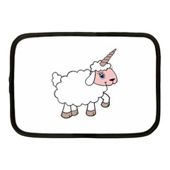 Unicorn Sheep Netbook Case (medium)