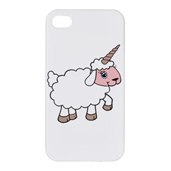 Unicorn Sheep Apple Iphone 4/4s Hardshell Case