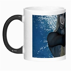 The Wonderful Water Fairy With Water Wings Morph Mugs