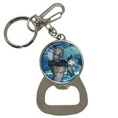 The Wonderful Water Fairy With Water Wings Bottle Opener Key Chains