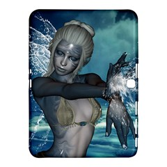 The Wonderful Water Fairy With Water Wings Samsung Galaxy Tab 4 (10 1 ) Hardshell Case
