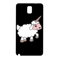 Unicorn Sheep Samsung Galaxy Note 3 N9005 Hardshell Back Case