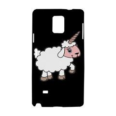 Unicorn Sheep Samsung Galaxy Note 4 Hardshell Case