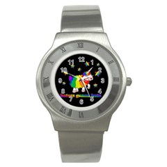 Unicorn Sheep Stainless Steel Watch
