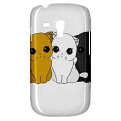 Cute Cats Galaxy S3 Mini