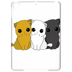 Cute Cats Apple Ipad Pro 9 7   Hardshell Case