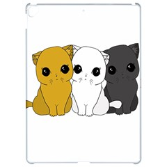 Cute Cats Apple Ipad Pro 12 9   Hardshell Case