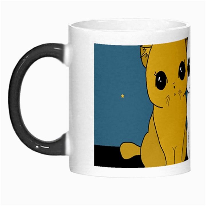 Cute cats Morph Mugs
