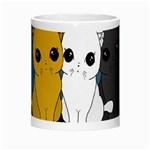 Cute cats Morph Mugs Center
