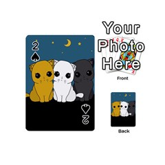 Cute Cats Playing Cards 54 (mini)