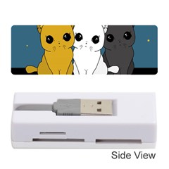 Cute Cats Memory Card Reader (stick)