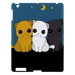 Cute Cats Apple Ipad 3/4 Hardshell Case