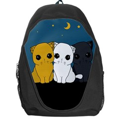 Cute Cats Backpack Bag